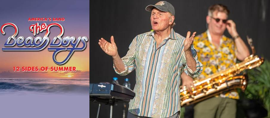 Beach Boys at Kirby Center for the Performing Arts