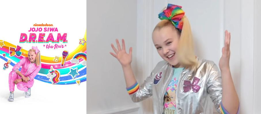 Jojo Siwa at Mohegan Sun Arena